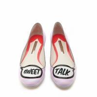 sweet talk flat
